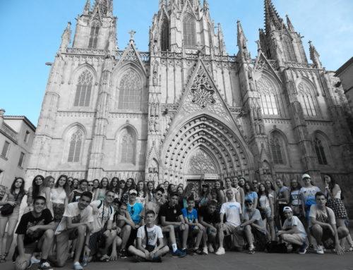 Kалеља – Барселона (Шпанија) – 25.06. до 04.07.2016.